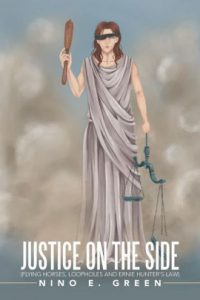 Buy Justice on the Side now at Amazon or Barnes and Noble!